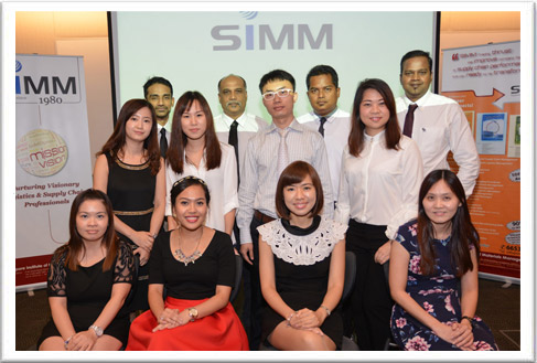SIMM Graduation Ceremony [16 May 2015]