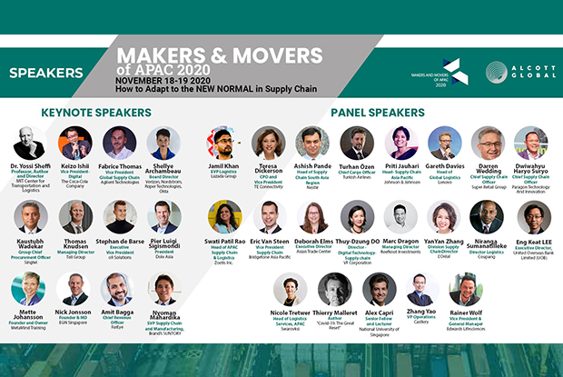 Makers & Movers of APAC 2020